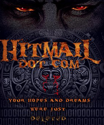 Hitmail book cover