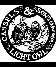 Light Owl beer logo