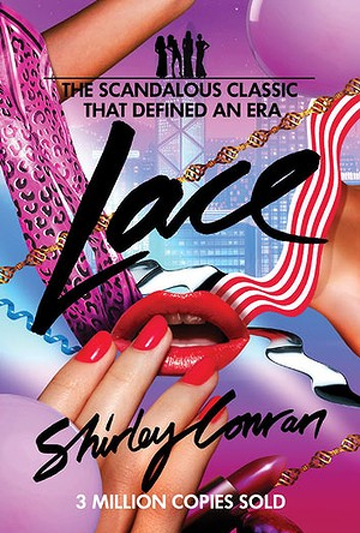 Lace the book