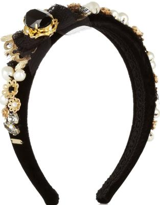 dolce and gabbana headband