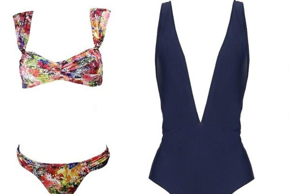 wide shoulders swimsuits