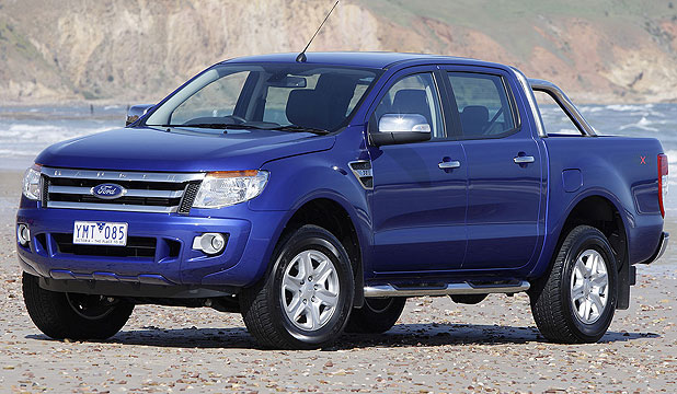 Ford's Ranger ute was the 2011 NZ Autocar Car of th