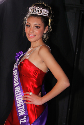 Miss Africa Wellington 1