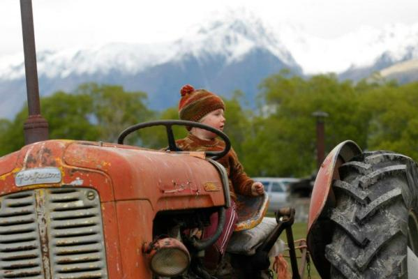 150th Glenorchy celebration images