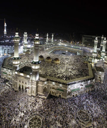 Grand Mosque Mecca