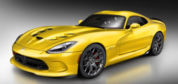 Mopar's Dodge Viper for the 2012 SEMA show in Las Vegas.