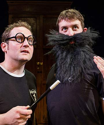 Potted Potter, Gary Trainor and Jesse Briton