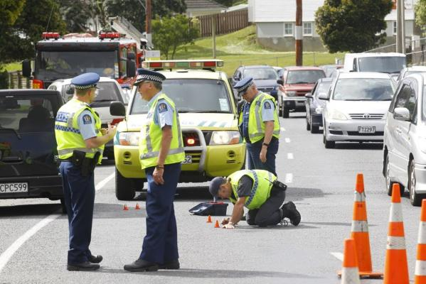 Cannons Creek crash