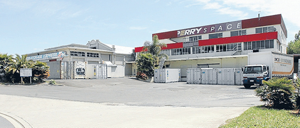 HOT PROPERTY: Part of this historical dairy factory has been sold by the Crown to a local property developer.