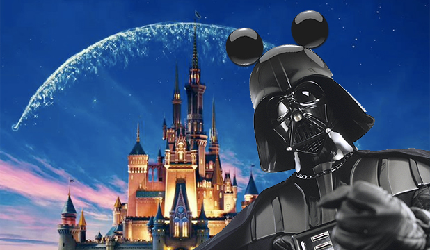 Disney buys Star Wars