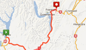 Tour of Southland, stage 5