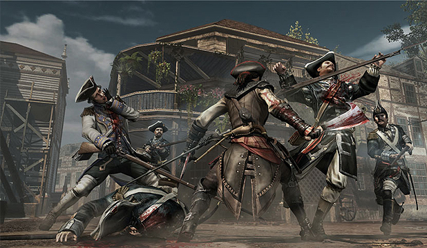 Assassin's Creed III: Liberation