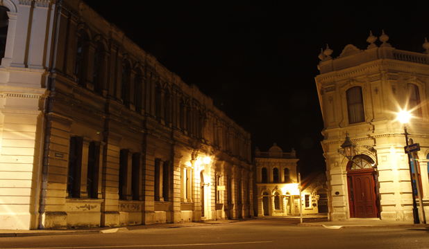 oamaru historic