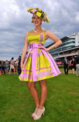 Melbourne Cup sty