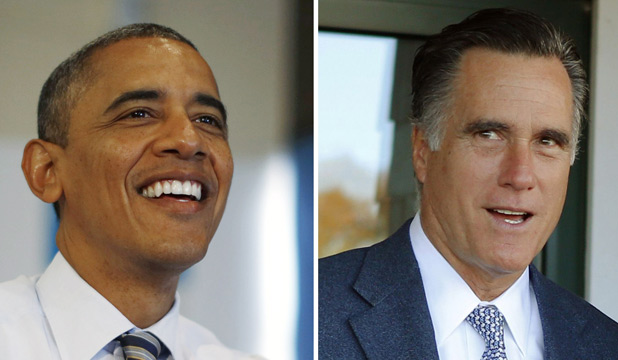 A RATIONAL CHOICE: Barack Obama or Mitt Romney?