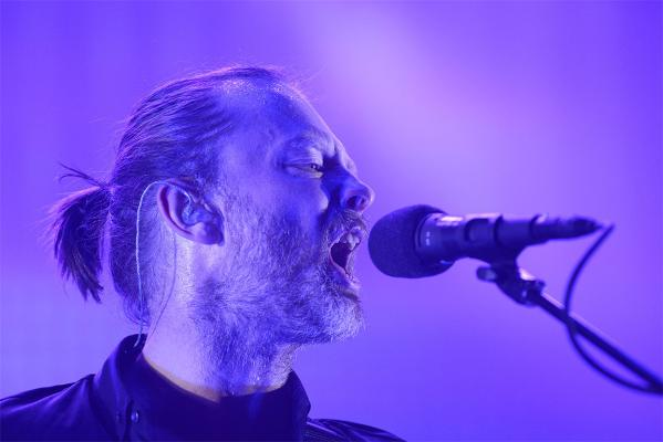Radiohead in Auckland