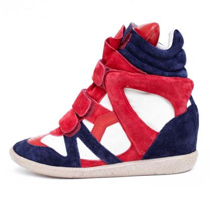 The wedge sneaker: Isabel Marant