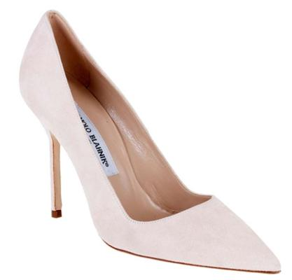 The pointy pump: Manolo Blahnik