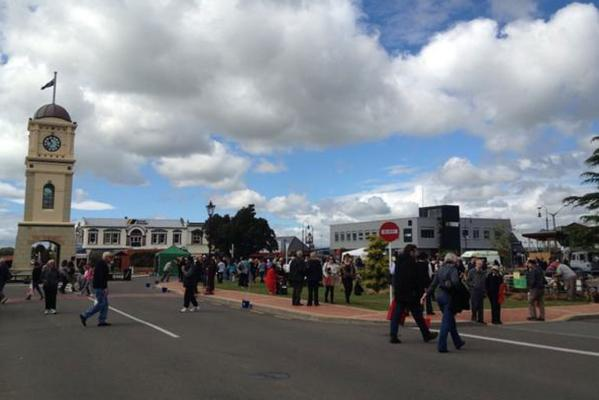 Royal visit to Manawatu