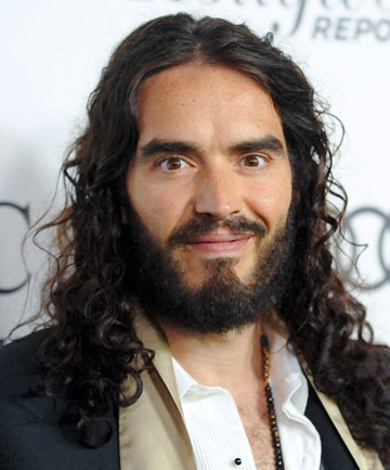 British comedian Russell Brand says that when he comes to New Zealand next month, his