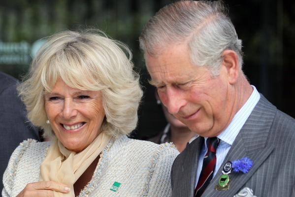Prince Charles and Camilla vis