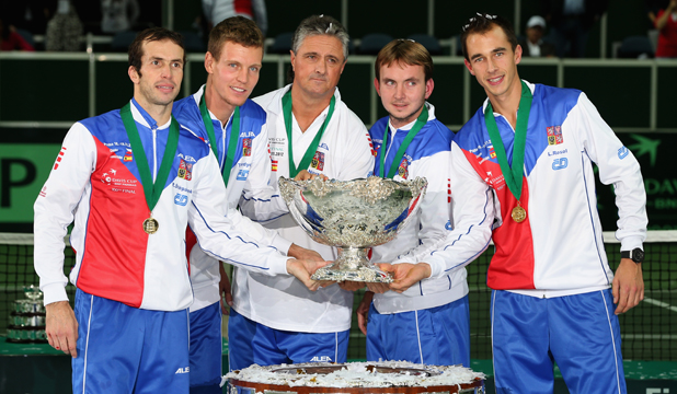Czech Republic Davis Cup