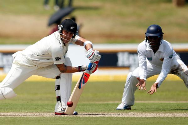 Black Caps v Sri Lanka 2012
