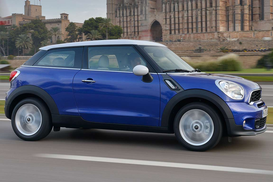 The Mini Paceman