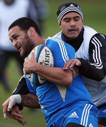 Piri Weepu, Aaron Smith