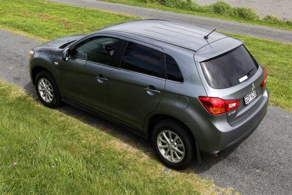 The 2013 Mitsubishi A