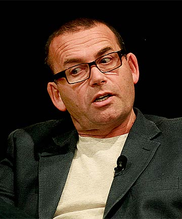 CONTROVERSIAL HOST: Paul Henry.