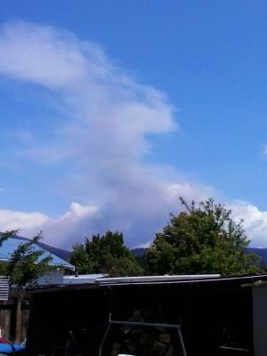 Tongariro at 1.30