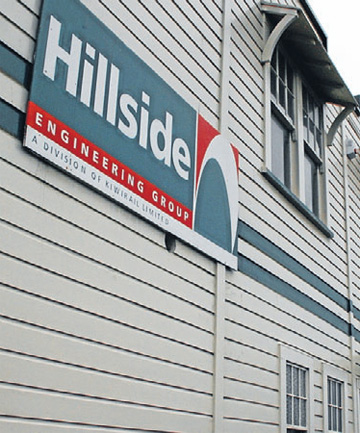 Hillside workshops