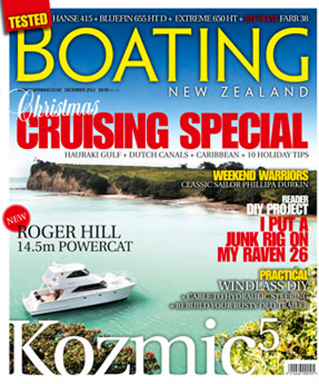 Boating Dec 2012 issue