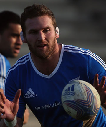 Kieran Read STD