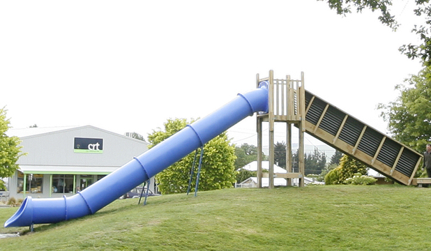 fairlie slide
