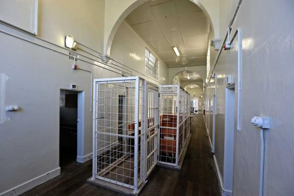 Wellington Prison open day