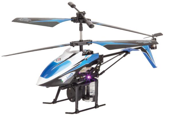 Remote-controlled helicopter