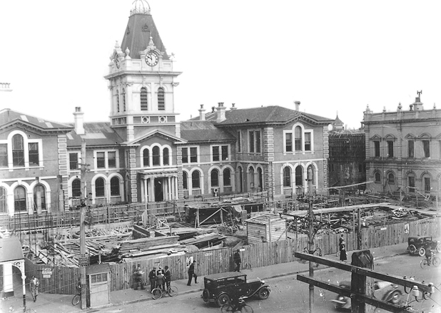 1940: New post office for Invercargill