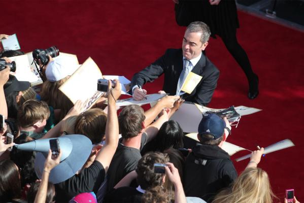 James Nesbitt red carpet