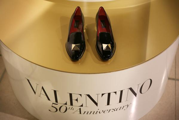 Valentino exhibtion