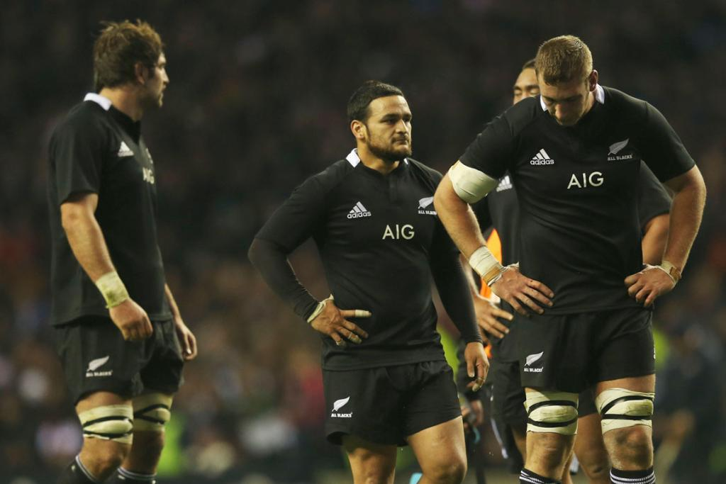 The All Blacks after t