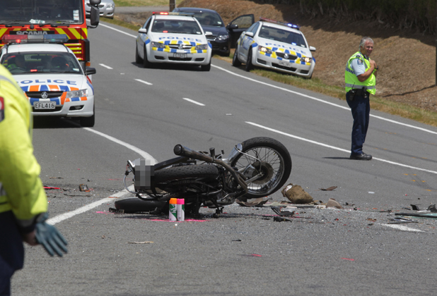 Fatal Normanby crash