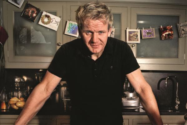 Gordon Ramsay Christmas cookalong
