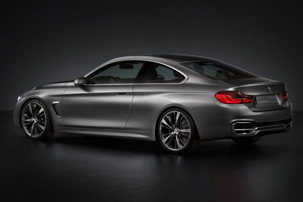 BMW confirms new 4-Series