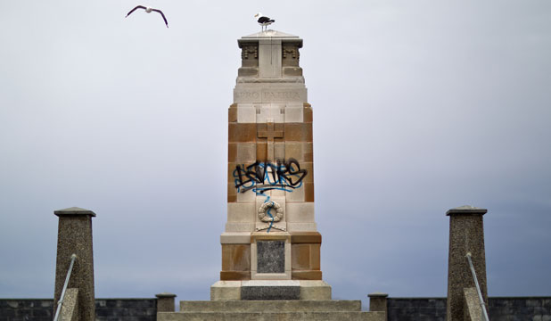 New Brighton Cenotaph