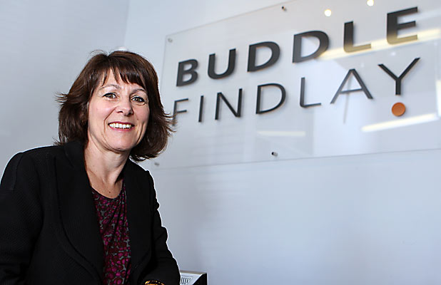 Buddle Findlay partner Rachel Dunningham