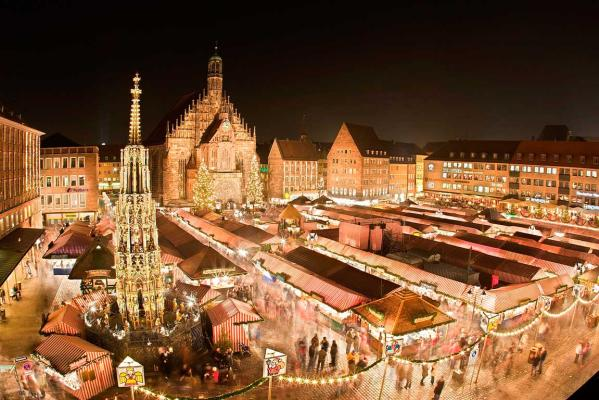Top 10 christmas destinations