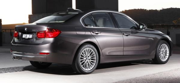 The BMW 3-Series in