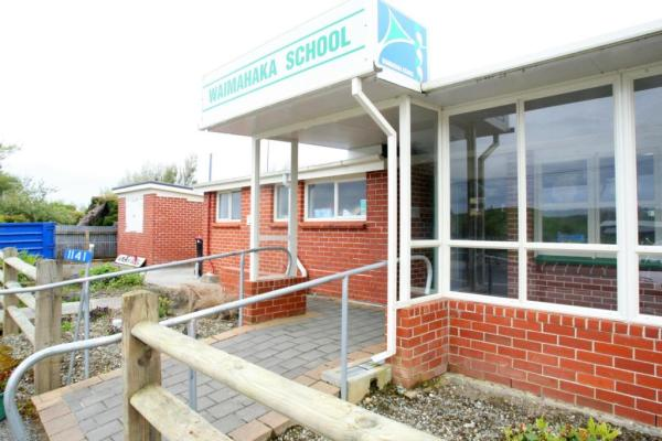 2012 Waimahaka School Closes